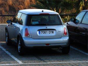 Mini Car hire Malaga