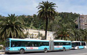 Malaga public transport