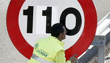speed limit Spain
