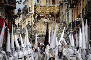 Holy Week processions Malaga