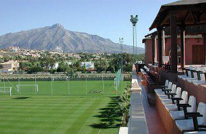 Marbella Football Training centre