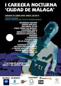 Malaga running