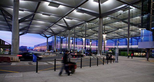Malaga Airport T3 Departures