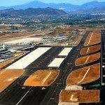 Malaga Airport New Runaway