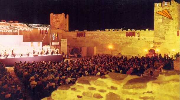 conciertos castillo sohail
