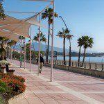 Sea promenade La Rada