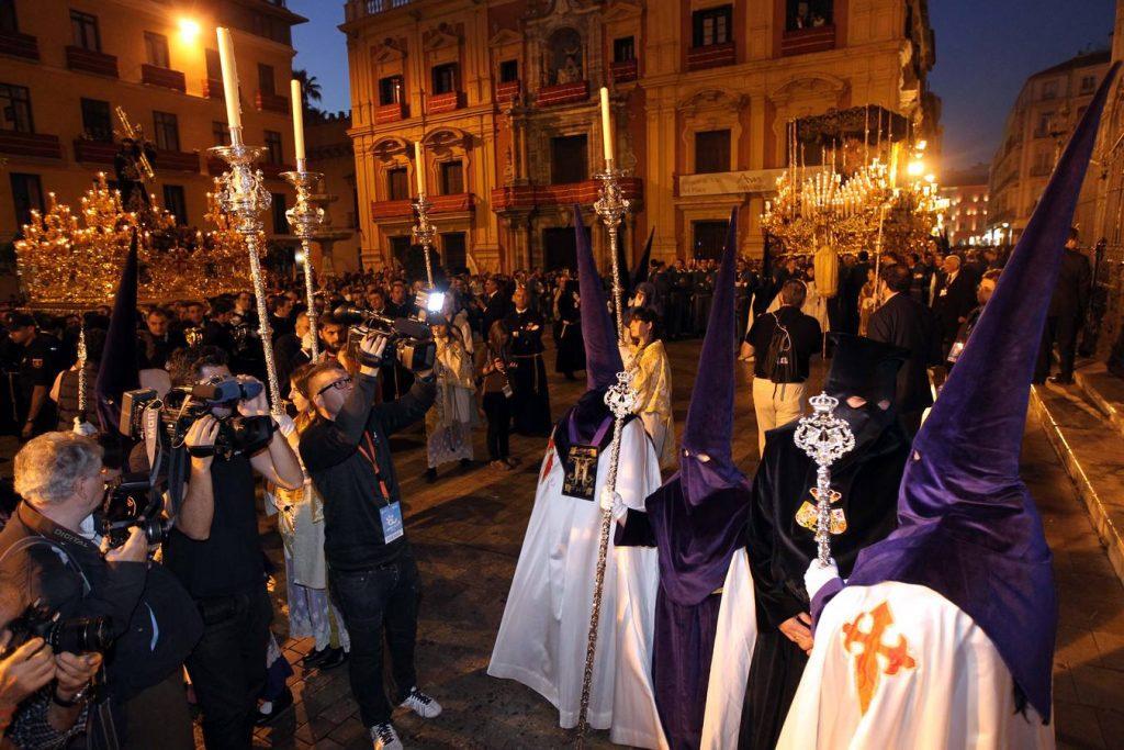 Easter week Malaga