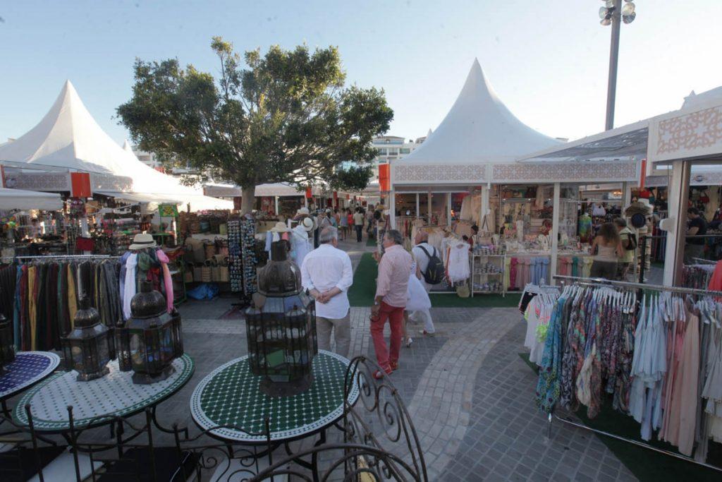 Street Market Puerto Banús