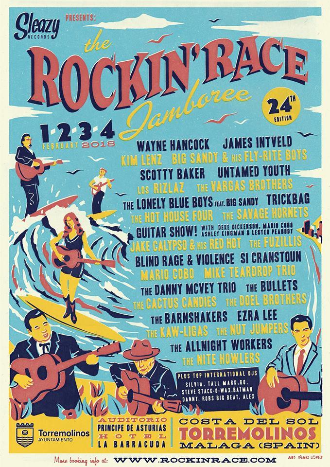 Rocking Race Jamboree