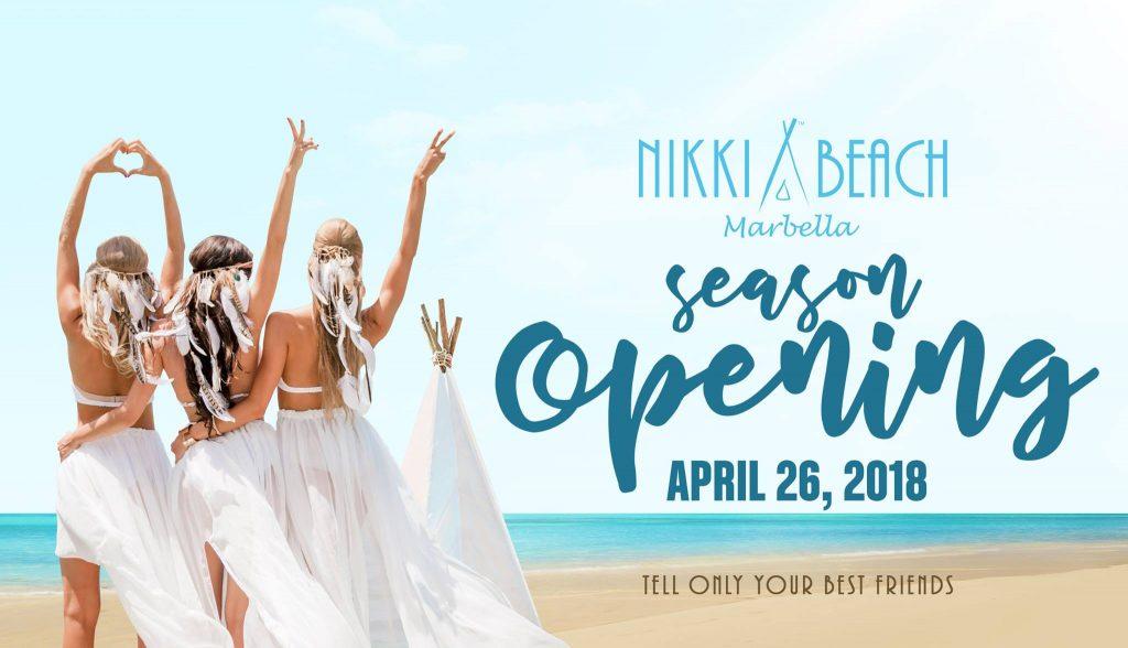 Nikki Beach Marbella Opening