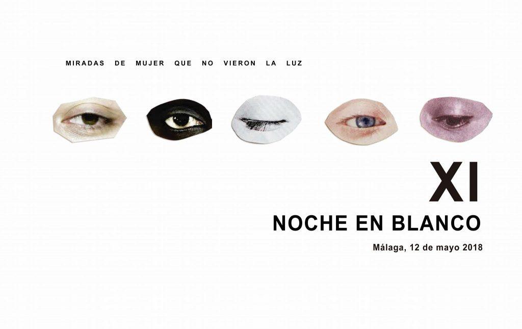 Noche en Blanco Málaga 2018