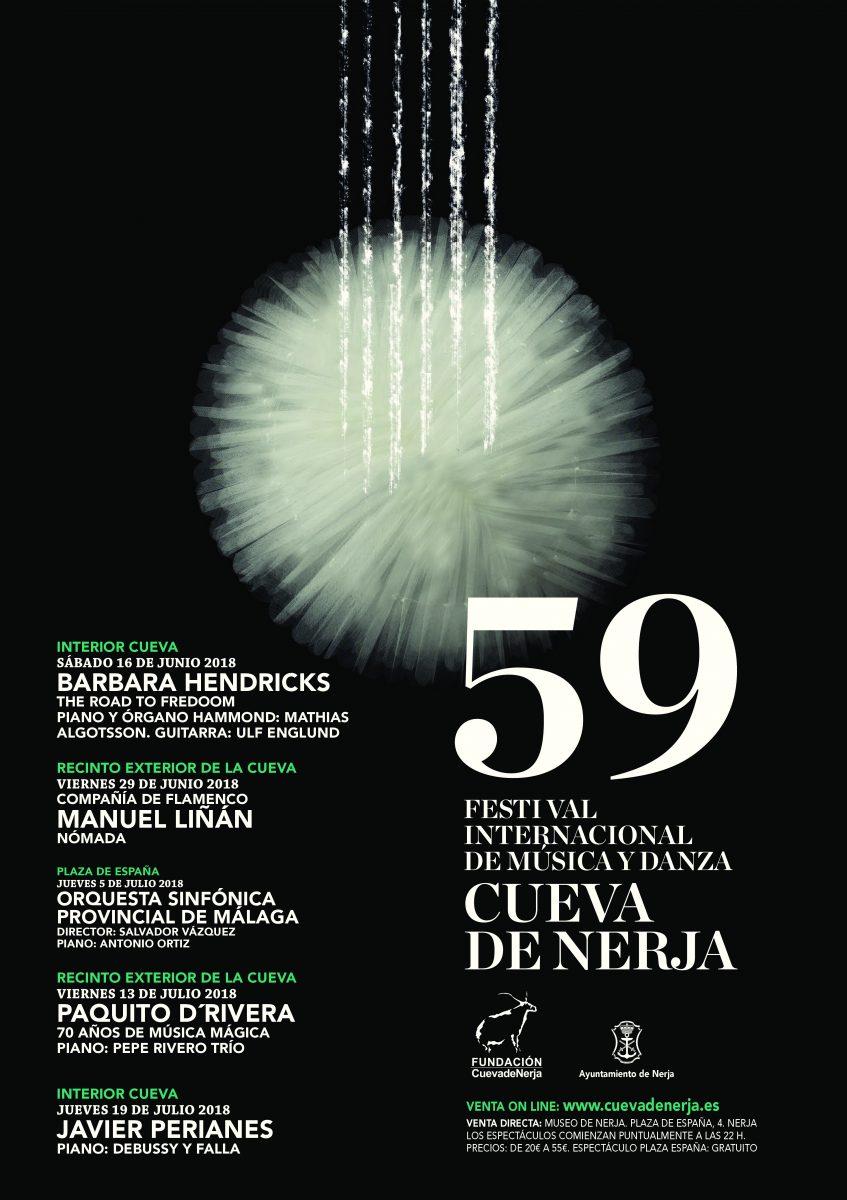 Festival Nerja Caves 2018
