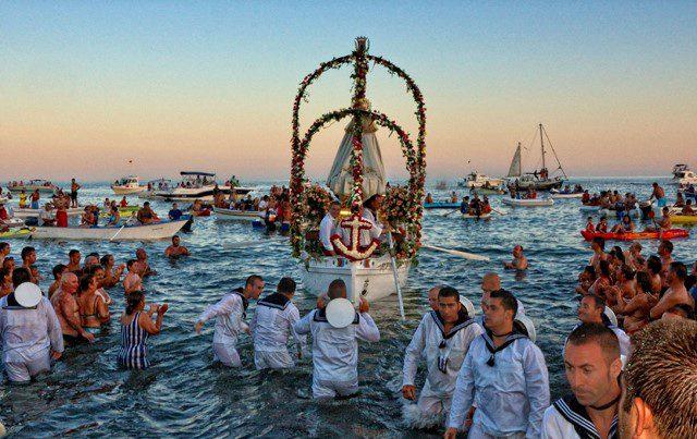 Virgen del Carmen Maritime Processions 2018