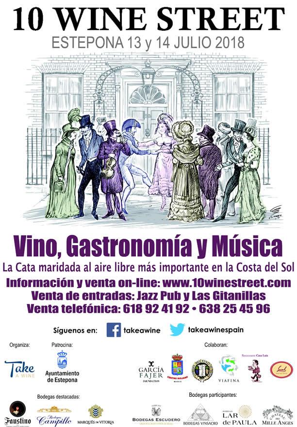 Wine Street Estepona