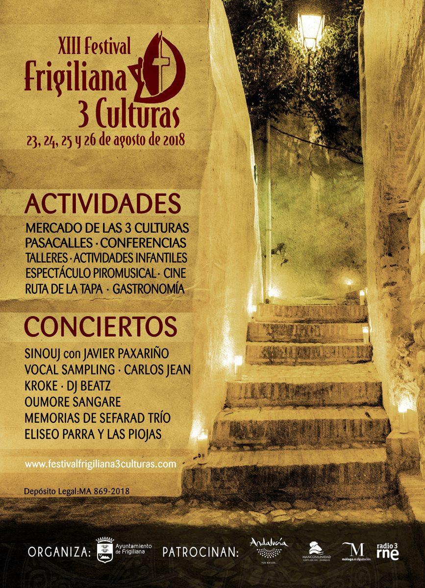 Festival of the 3 Cultures Frigiliana