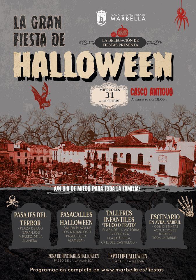 Halloween Marbella