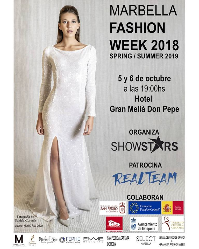Marbella Fashion Week 2018