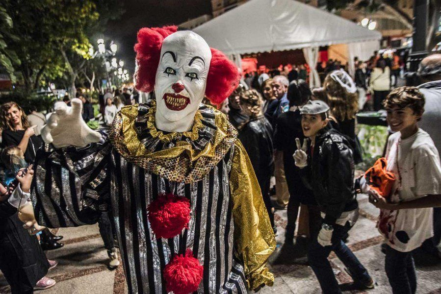 Wanneer Is T Halloween.Halloween In Malaga 2018 Everything You Need To Know