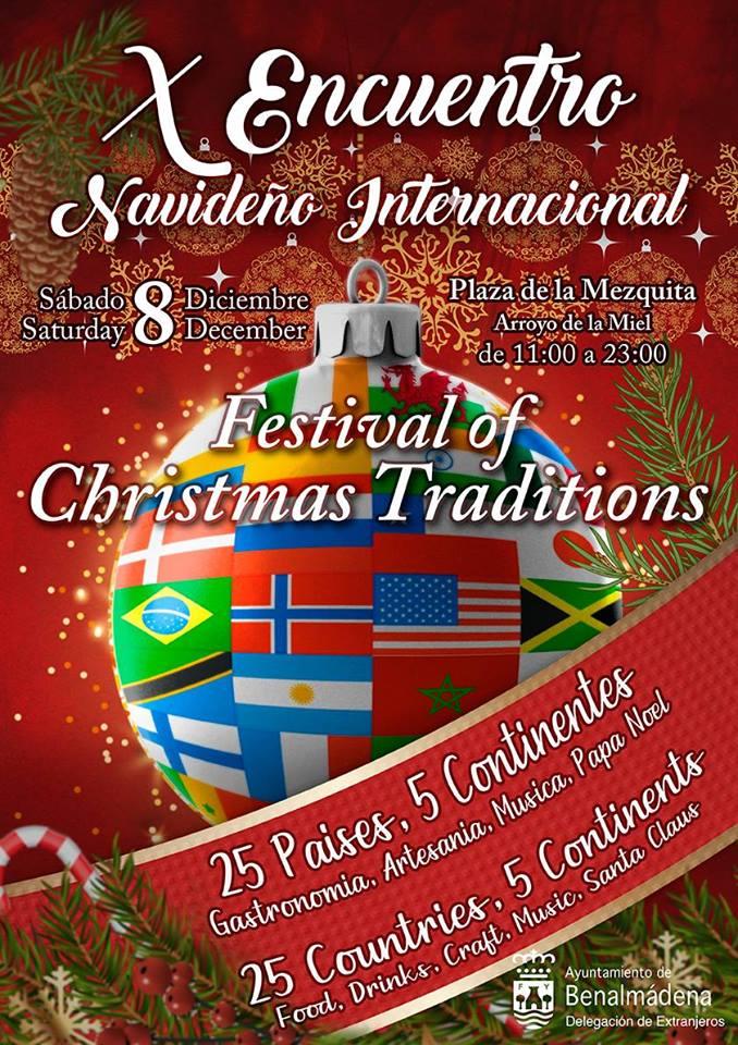 Christmas Traditions Benalmádena