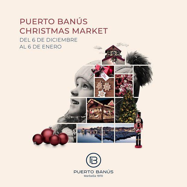 Puerto Banus Christmas Market
