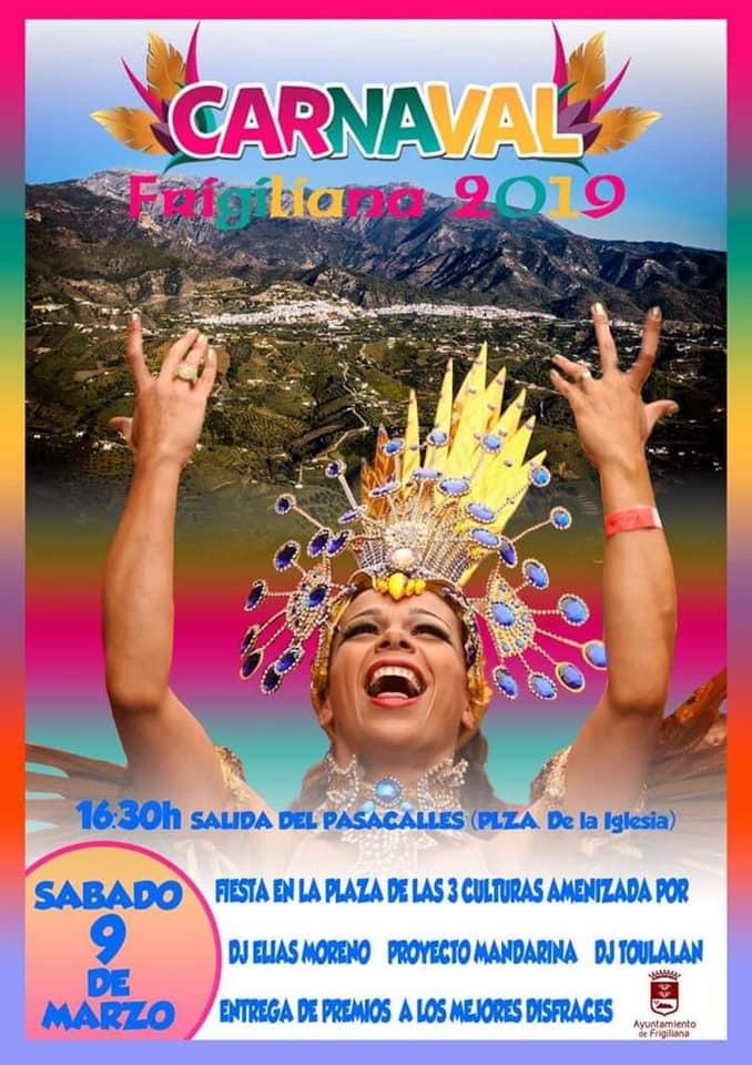 Carnival Frigiliana