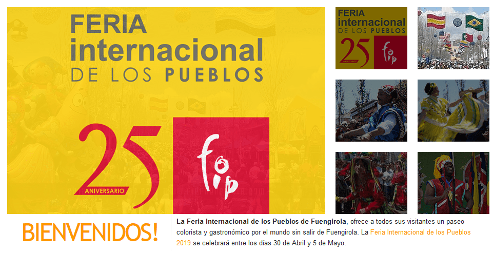 International Peoples Fair Fuengirola