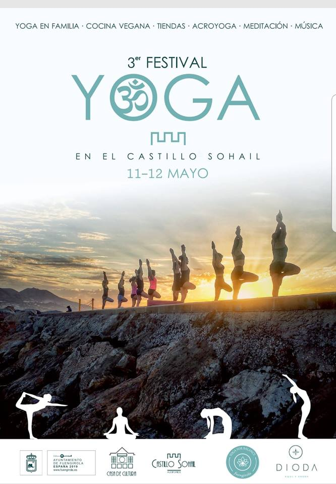 Yoga festival Fuengirola 2019