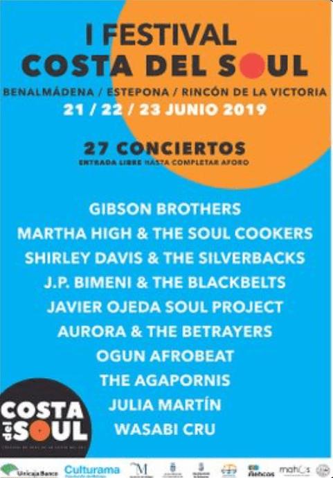 Costa del Soul Musik Festival