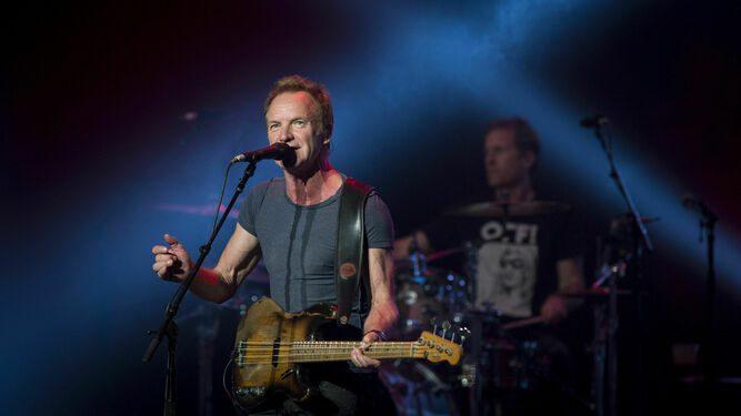 Sting Concert Starlite Marbella