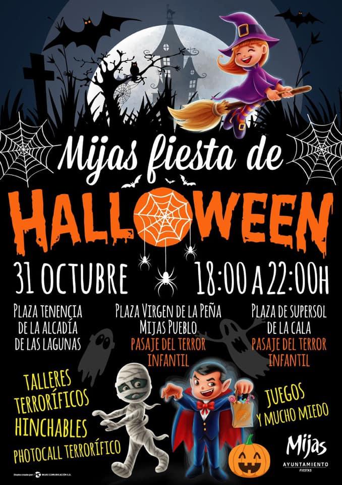 Halloween MIjas 2019