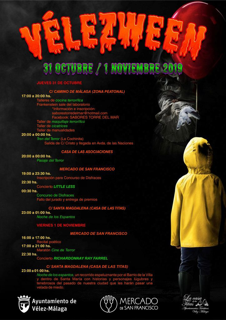 Halloween Velez-Malaga 2019
