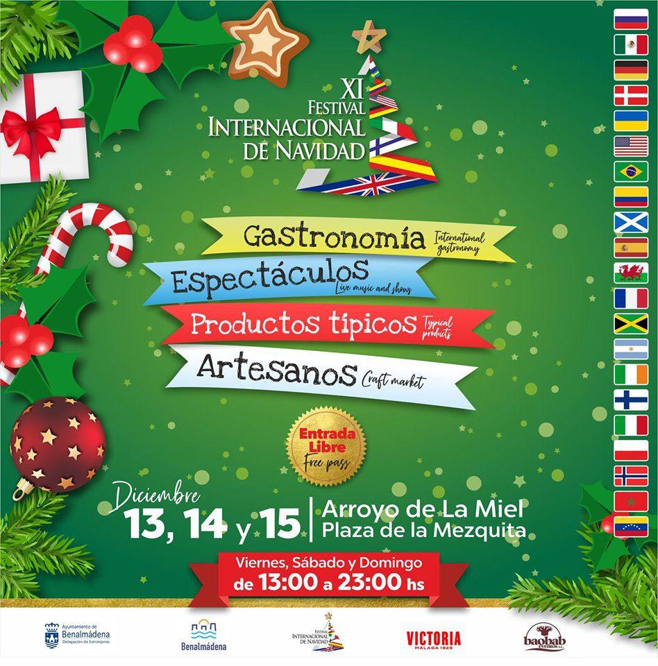 International Christmas Festival Benalmadena 2019