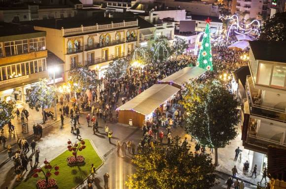 Torremolinos Christmas Lighting