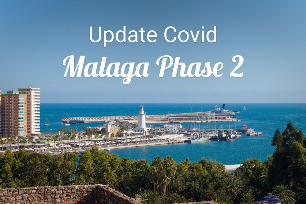 Covid Malaga Phase 2