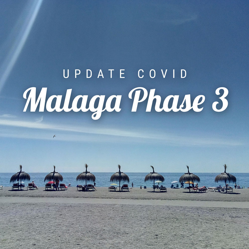 Covid Mlaaga Phase 3