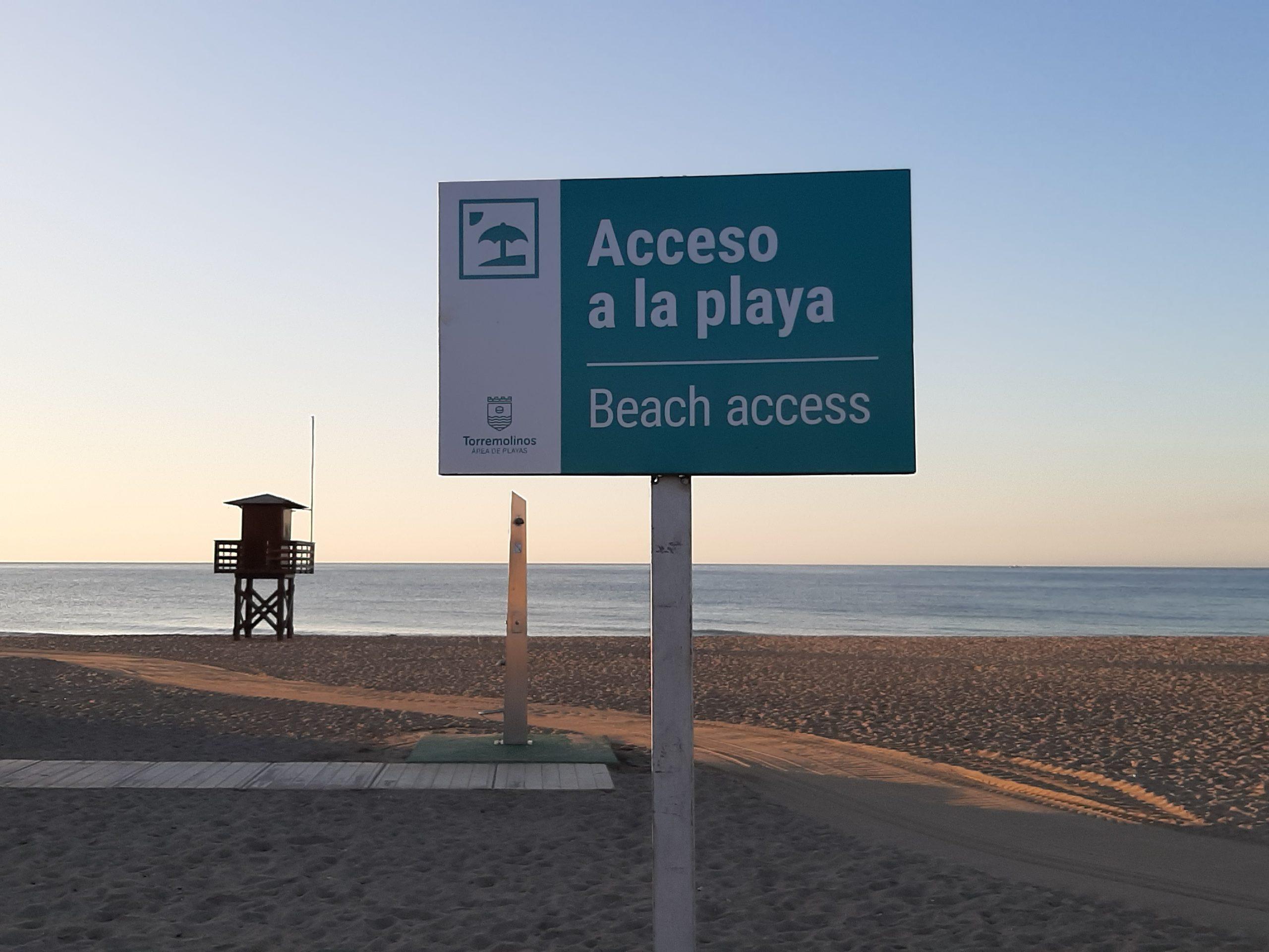 Malaga summer 2020