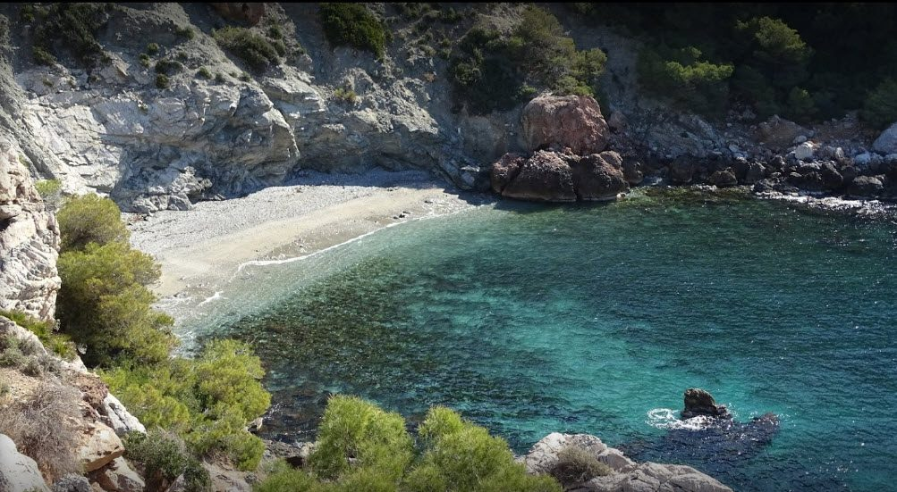beaches on the eastern Costa del Sol