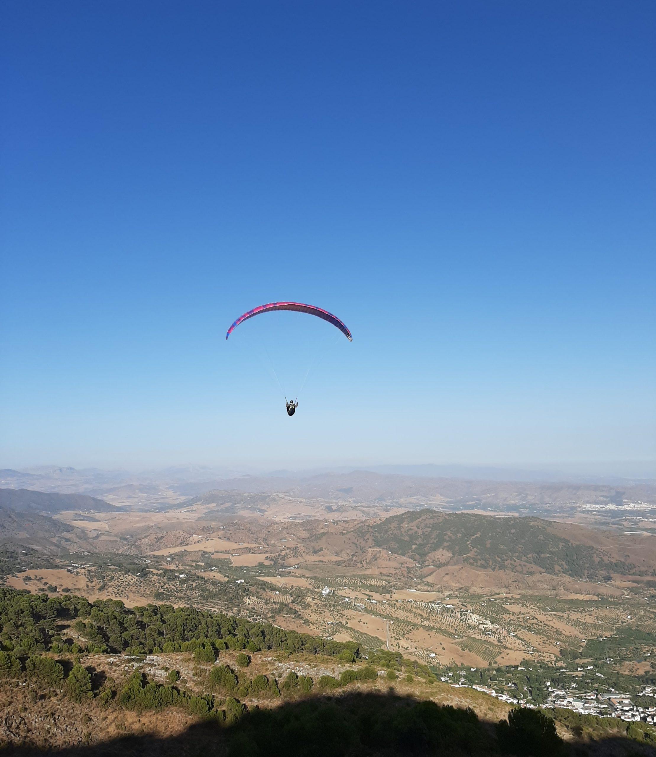 Tandem Paragliding Malaga