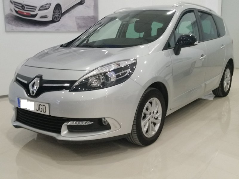 Renault Grand Scenic Limited dCi 110 EDC. SOLO 1 UNIDADES DISPONIBLES 2