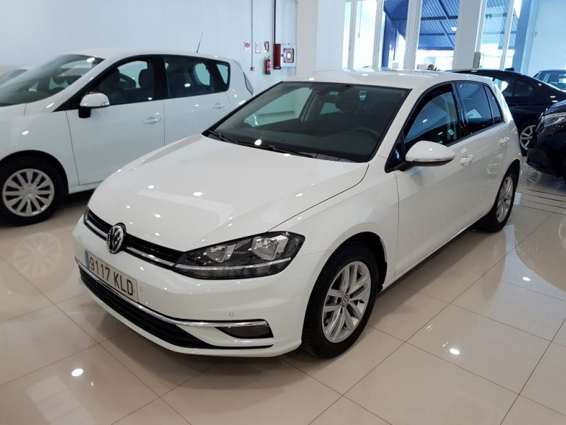 Volkswagen Golf GOLF ADVANCE TSI 125. SIN REACONDICIONAR. VARIAS UNIDADES DISPONIBLE 2