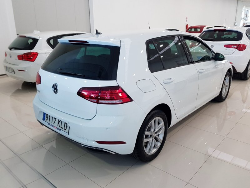 Volkswagen Golf GOLF ADVANCE TSI 125. SIN REACONDICIONAR. VARIAS UNIDADES DISPONIBLE 3