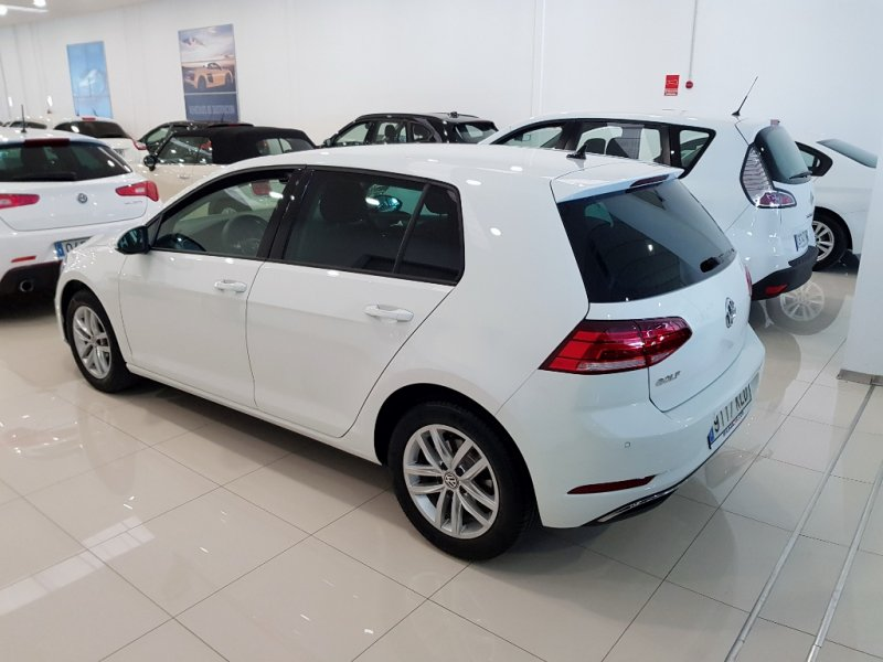 Volkswagen Golf GOLF ADVANCE TSI 125. SIN REACONDICIONAR. VARIAS UNIDADES DISPONIBLE 4
