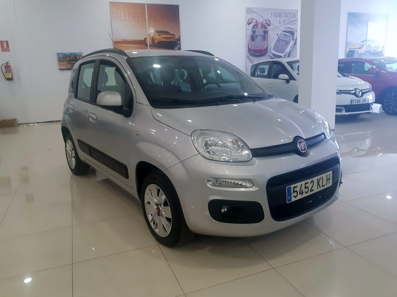 Fiat Panda 1.2 LOUNGE 69. SIN REACONDICIONAR. SÓLO 5 UNIDADES DISPONIBLE 2