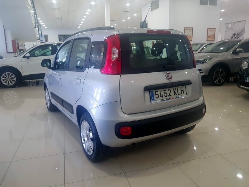 Fiat Panda 1.2 LOUNGE 69. SIN REACONDICIONAR. SÓLO 5 UNIDADES DISPONIBLE 4