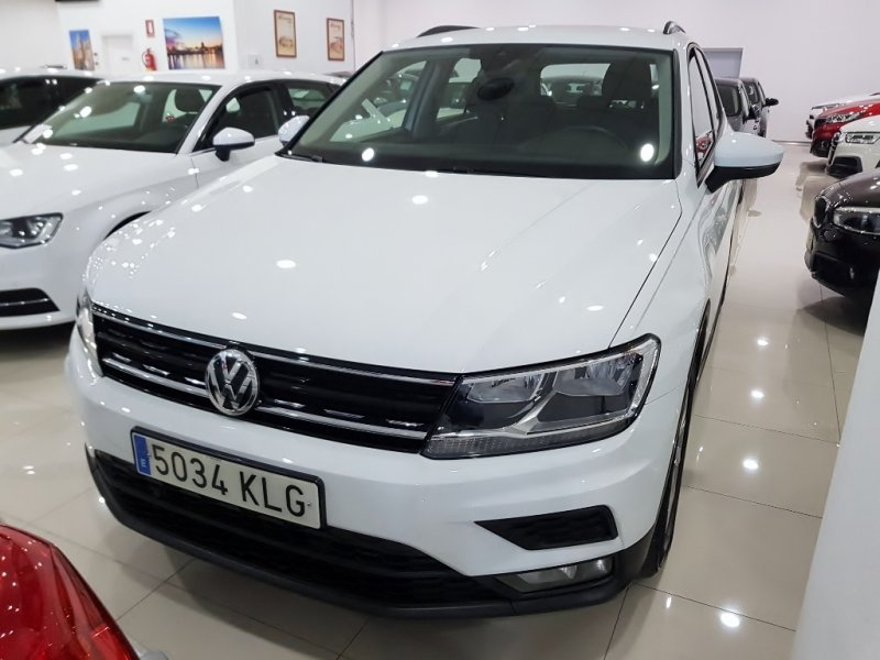 Volkswagen Tiguan Edition 2.0 TDI 85kW 115CV 2