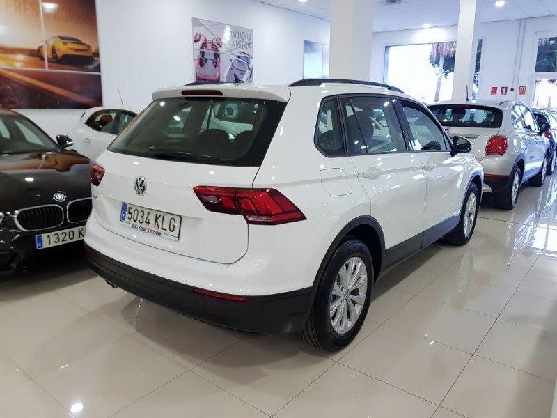 Volkswagen Tiguan Edition 2.0 TDI 85kW 115CV 4