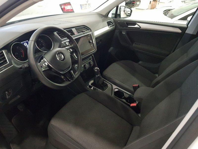 Volkswagen Tiguan Edition 2.0 TDI 85kW 115CV 8