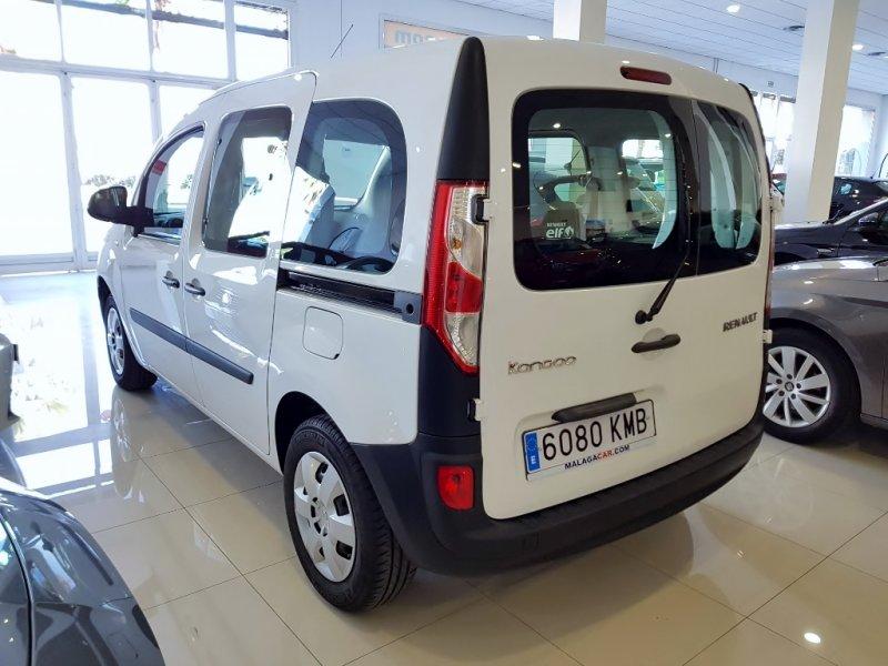 Renault Kangoo Combi EMOTION DCI 90. REACONDICIONADA. SÓLO 1 UNIDAD DISPONIBLE 3