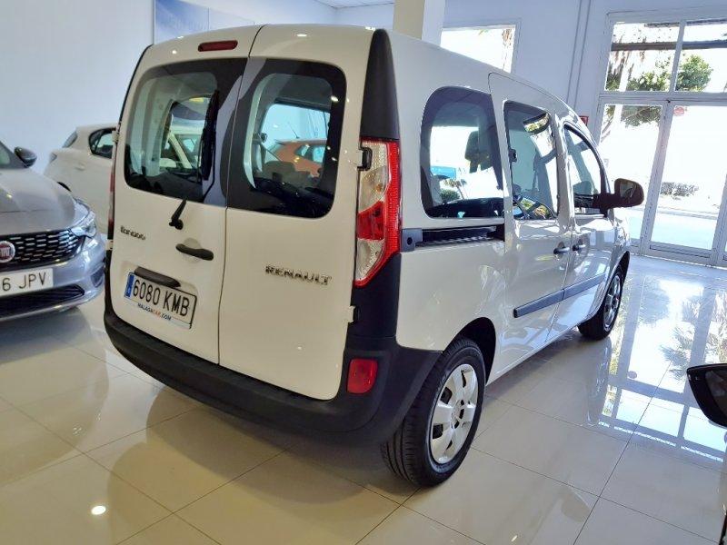 Renault Kangoo Combi EMOTION DCI 90. REACONDICIONADA. SÓLO 1 UNIDAD DISPONIBLE 4