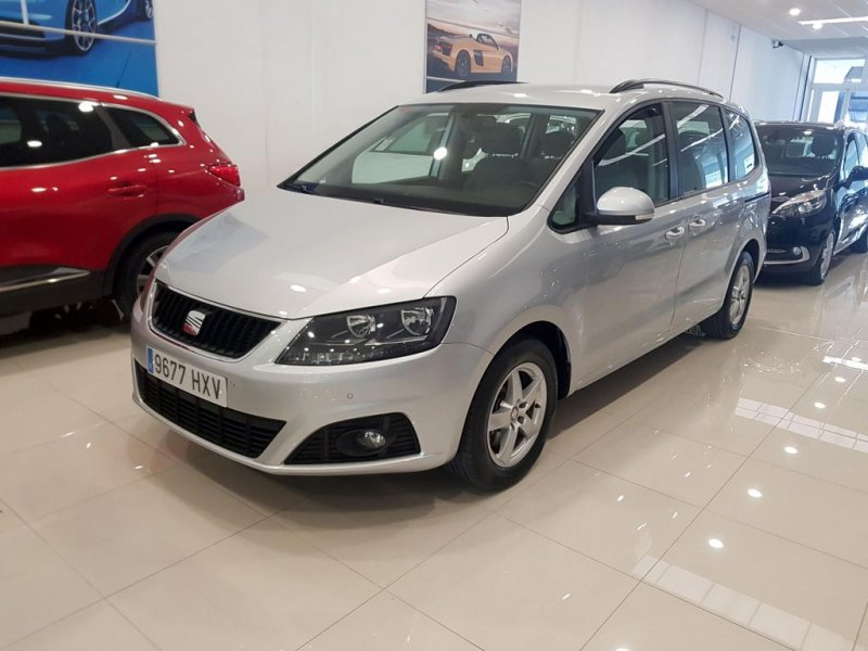 Seat Alhambra TDI 140 cv Style Autom. Solo 2 uds disponibles 1